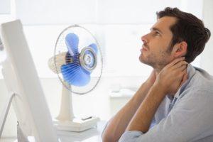 Каква трябва да е нормалната температура в офиса?