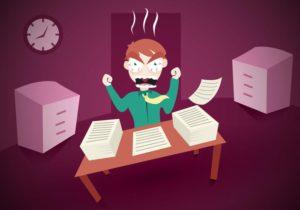 Как да намалите извънредният труд? Синдрома бърнаут в много компании.