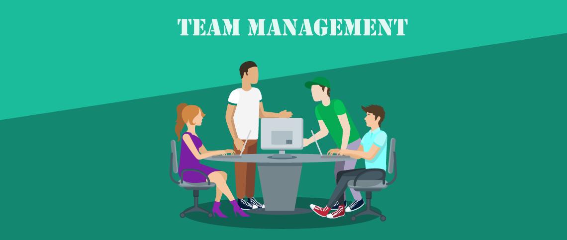 софтуер за управление на екипи
